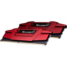 G.Skill DDR4 16GB 2400Mhz 1.2V CL15 Ripv Dual Kit Gaming F4-2400C15D-16GVR