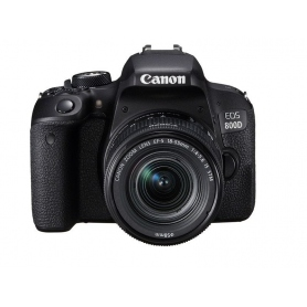 Canon EOS 800D + 18-55mm IS STM Assistenza in Italia .1895C002 - OMAGGIO SD 32GB Classe 10