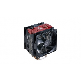 Cooler Master Ventola Hyper 212 LED Turbo Red Cover 2X 120Mm Max 1600Rpm RR-212TR-16PR-R1
