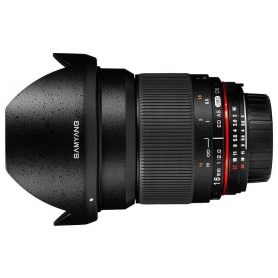 Samyang 16mm f/2.0 ED AS UMC CS per Micro 4/3