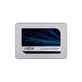 Crucial SSD 500GB Mx500 R560/W510MBps 2.5 SATA 3 7Mm CT500MX500SSD1