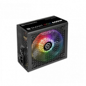 Thermaltake Alimentatore ATX Smart RGB 600W 80 Plus Black / Nero PS-SPR-0600NHSAWE-1