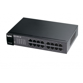 Zyxel Switch 16P 10/100MBps Poe 130W ZYXES-1100-16P