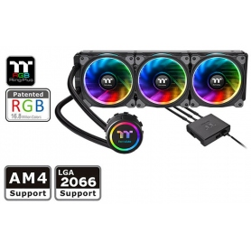 Thermaltake Dissipatore a Liquido Floe Riing RGB 360Tt Premium Edition CL-W158-PL12SW-A