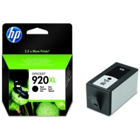 hp Cartuccia Inkjet 920Xl Black CD975AE
