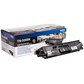 Brother Toner TN-326Bk 4000Psg Black TN-326BK