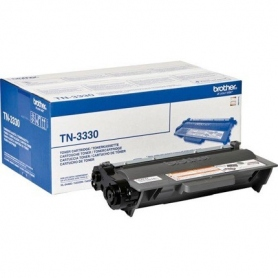 Brother Toner TN-3330 Black Durata 3.0Kpgs TN3330