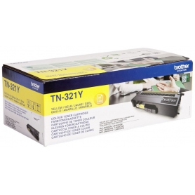 Brother Toner 321 Yellow TN321Y