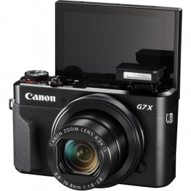 Canon Powershot G7 X Mark II - Assistenza in Italia - OMAGGIO SD 32GB Classe 10
