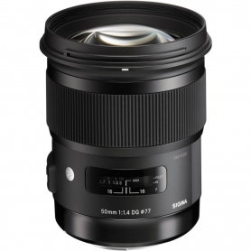 Sigma 50mm f/1.4 DG HSM Art per Sony E