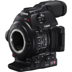 Canon EOS C100 Mark II (Mk II) Cinema Camera (EF) - Assistenza in Italia
