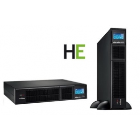 Tecnoware Ups Evo Dsp 2600Va 1820W 4 X Iec C13 USB Rs232 Rack Tower He Black / Nero High Efficiency FGCEVD2603mmRT
