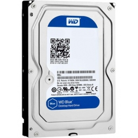 Western Digital 4TB 5400Rpm 3.5 SATA 3 64MB Blue WD40EZRZ