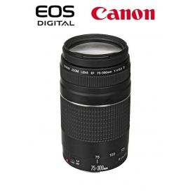 Canon EF 75-300mm f/4.0-5.6 III - Assistenza in Italia