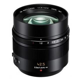 Panasonic LUMIX G Leica DG Nocticron 42.5mm f/1.2 ASPH Power O.I.S. H-NS043 -