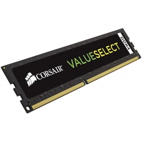 Corsair DDR4 8GB 2133Mhz CL15 Dimm Valueselect Single Module CMV8GX4M1A2133C15