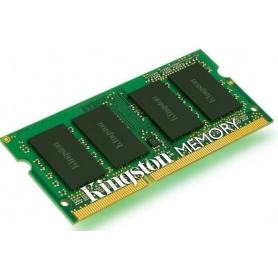 Kingston DDR3 so-DImm 4GB 1600Mhz CL11 so-DImm Single Module KVR16LS11/4