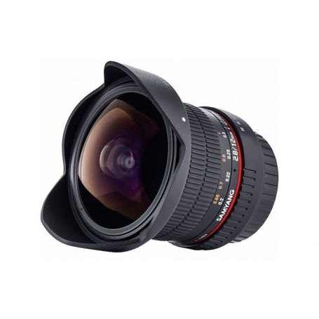 Samyang 12mm F-2.8 Ed As Ncs Fish-Eye (Sony E)
