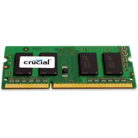 Crucial DDR4 so-DImm 4GB 2400Mhz CL17 Single Module CT4G4SFS824A