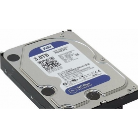 Western Digital 3TB 5400Rpm 3.5 Sata 64MB Wd Blue WD30EZRZ