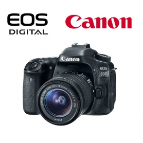 Canon EOS 80D + EF-S 18-55 IS STM - Assistenza Italia