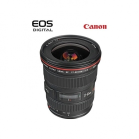 Canon EF 17-40mm f-4L USM - Assistenza in Italia