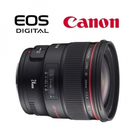 Canon EF 24mm f-1.4L II USM - Assistenza in Italia