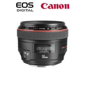 Canon EF 50mm f-1.2 L USM - Assistenza in Italia