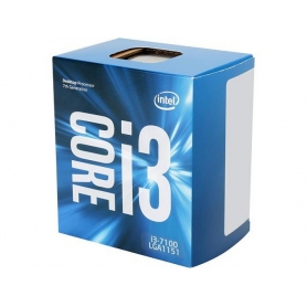 Intel i3-7100 Dual Core 3.90Ghz 3MB 51W Skt1151 Box BX80677i37100