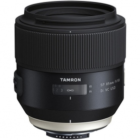 Tamron SP 85mm F-1.8 Di Vs USD, F016, Per Nikon (F016N)