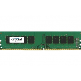 Crucial DDR4 16GB 2400Mhz CL17 Single Module CT16G4DFD824A