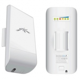 Ubiquiti Access Point Ap-CLient-Wds Nanostation Loco M2-Cpe Poe 2.4Ghz 23Dbm Outdoor LOCOM2