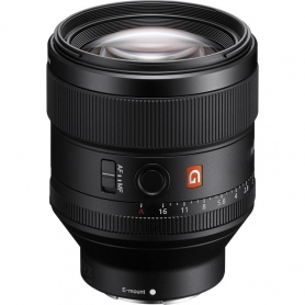 Sony 85mm f-1.4 GM SEL85F14GM