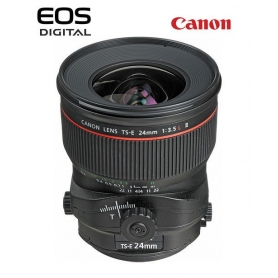 Canon TS-E 24mm II f-3.5 L - Assistenza in Italia