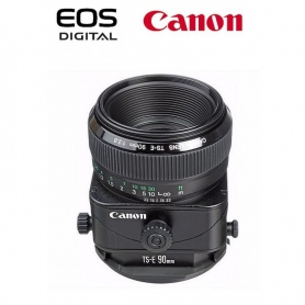 Canon TS-E 90mm f-2.8 Manual Focus - Assistenza in Italia