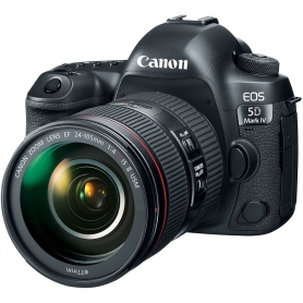 Canon EOS 5D Mark IV + EF 24-105mm f-4 L II IS USM - Assistenza Italia