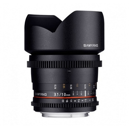 Samyang 10mm T3.1 ED AS NCS CS VDSLR II (Sony E)