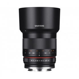 Samyang 50mm f-1.2 AS UMC CS (Micro 4-3)