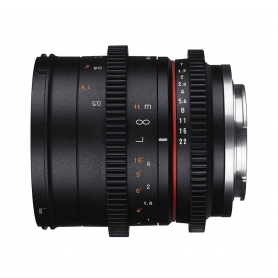 Samyang 50mm T1.3 AS UMC CS (Micro 4-3)