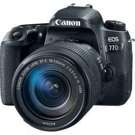 Canon EOS 77D + EF-S 18-135mm IS USM Nano, Assistenza Italia