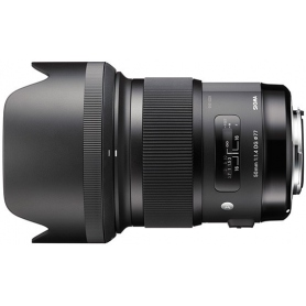 Sigma 50mm f-1.4 DG HSM (A) Art, per Sony