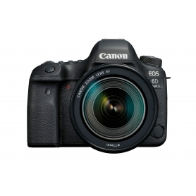 Canon EOS 6D Mark II - manuale in ITALIANO + EF 24-70 f-4 IS USM - Omaggio SD 16GB UHS, Assistenza Italia