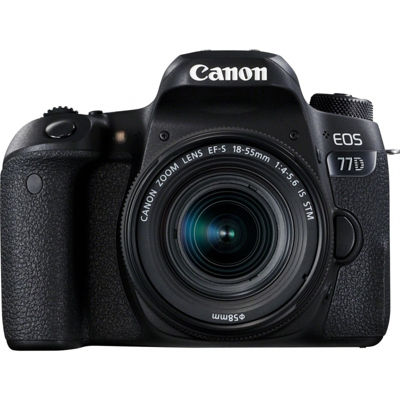 Canon EOS 77D + EF-S 18-55mm IS STM - Assistenza Italia