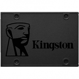 Kingston SSD 120GB A400 W320-R500MBps 2.5 Internal SA400S37-120G