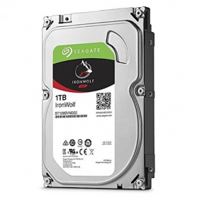 Seagate Ironwolf 1TB 5900Rpm 3.5 SATA 3 64MB Nas ST1000VN002