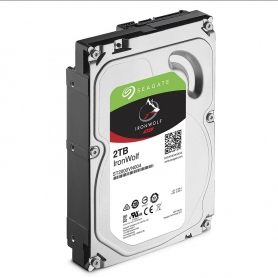 Seagate Ironwolf 2TB 5900Rpm 3.5 SATA 3 64MB Nas ST2000VN004