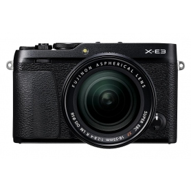 Fujifilm X-E3 + XF 18-55mm f-2.8-4 Black - Nero 16558853