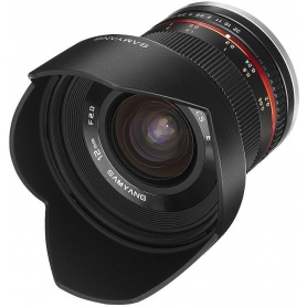 Samyang 12mm f-2.0 NCS CS Black - Nero per Canon M 1220502101