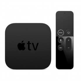 Apple Tv 4K 32GB Wifi-Eth Bluetooth HDMI Black - Nero MQD22QM-A