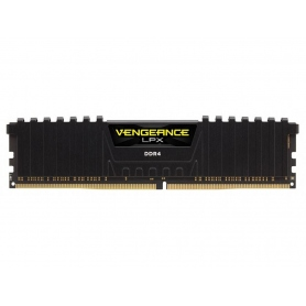 Corsair DDR4 8GB 2400Mhz CL14 Dimm Vengeance Lpx Single Module CMK8GX4M1A2400C14